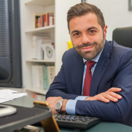 Avvocato Vincenzo Rienzi